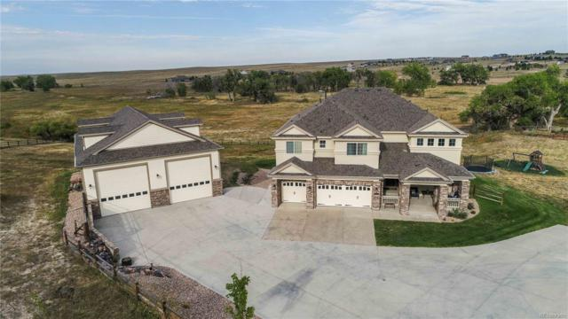 2500 Elkhorn Ranch Street, Parker, CO 80138 (#7631597) :: HomeSmart Realty Group