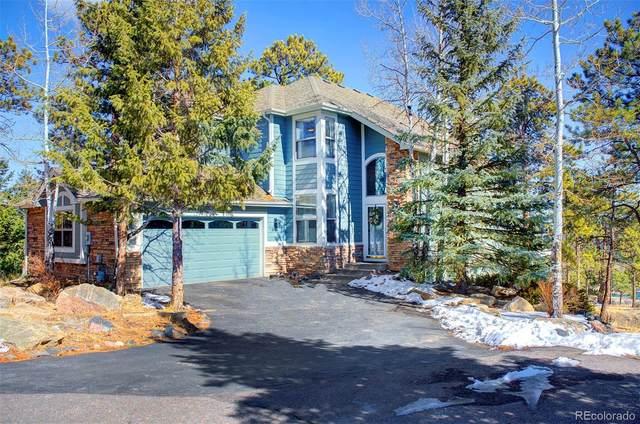 3366 White Bark Pine, Evergreen, CO 80439 (#7631821) :: iHomes Colorado