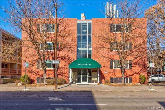 925 E 8th Avenue #130, Denver, CO 80218 (#7632334) :: iHomes Colorado