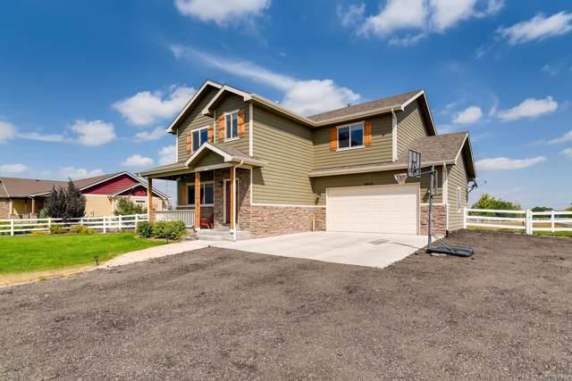 4624 Bush Mills Avenue, Evans, CO 80634 (MLS #7632603) :: 8z Real Estate
