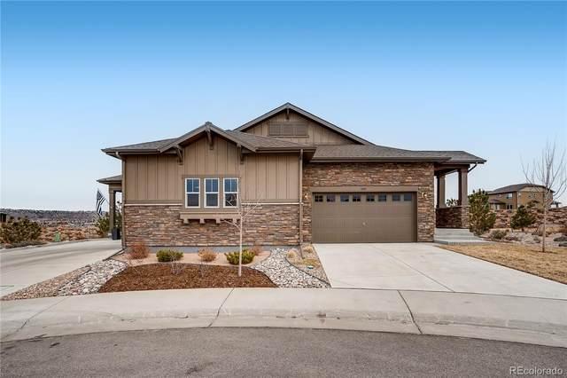 3485 New Haven Circle, Castle Rock, CO 80109 (MLS #7633288) :: 8z Real Estate