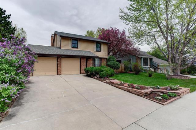 8775 W 80th Drive, Arvada, CO 80005 (#7633373) :: Wisdom Real Estate