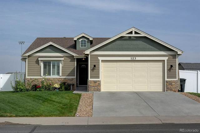 123 Linden Oaks Drive, Ault, CO 80610 (#7633402) :: Re/Max Structure