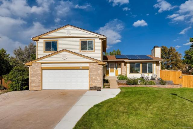 863 Honeysuckle Place, Highlands Ranch, CO 80126 (#7633538) :: The Peak Properties Group