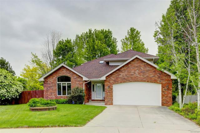 1558 41st Avenue Court, Greeley, CO 80634 (#7633696) :: The Pete Cook Home Group