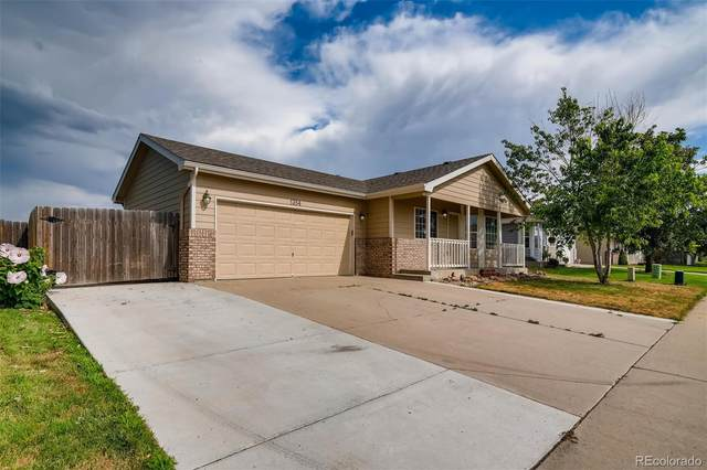 1354 S Cattleman Drive, Milliken, CO 80543 (MLS #7634120) :: 8z Real Estate