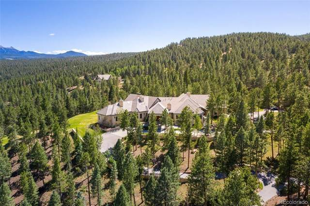 1215 Kylie Heights, Woodland Park, CO 80863 (MLS #7634280) :: 8z Real Estate