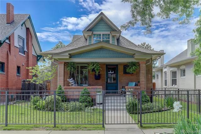 925 S Emerson Street, Denver, CO 80209 (MLS #7634330) :: Find Colorado