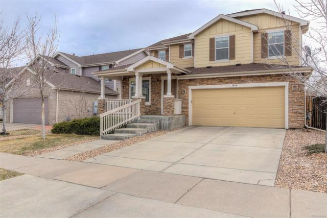1466 S Ensenada Street, Aurora, CO 80017 (#7634537) :: The DeGrood Team