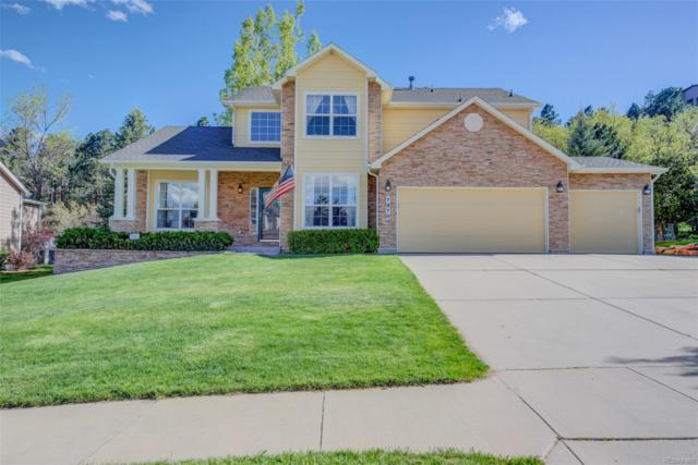 7970 Orchard Path Road, Colorado Springs, CO 80919 (#7634685) :: The Heyl Group at Keller Williams