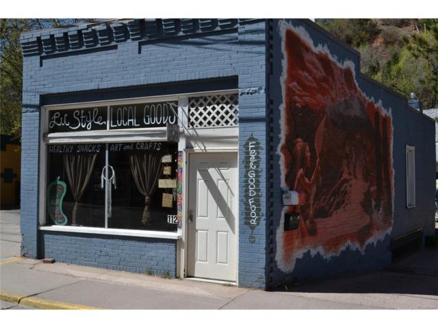 108 Ruxton Avenue, Manitou Springs, CO 80829 (MLS #7634872) :: 8z Real Estate