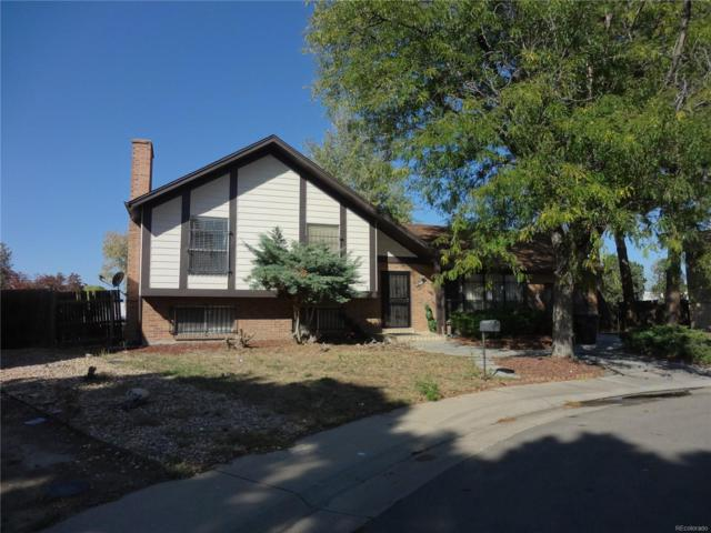 12191 E Stoll Place, Denver, CO 80239 (#7635367) :: The Peak Properties Group