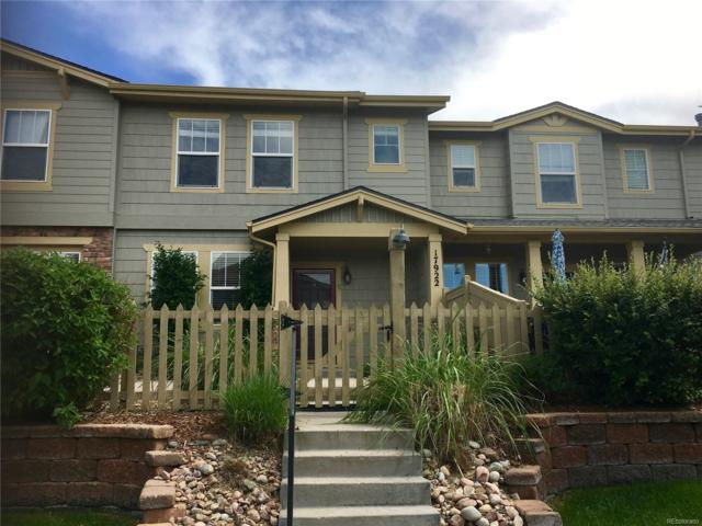 17922 E 104th Place C, Commerce City, CO 80022 (#7635375) :: The Galo Garrido Group