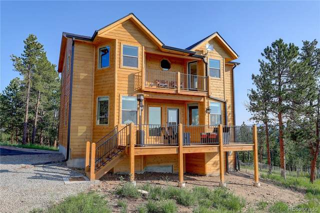 136 Gail Lane, Bailey, CO 80421 (#7635541) :: Berkshire Hathaway HomeServices Innovative Real Estate