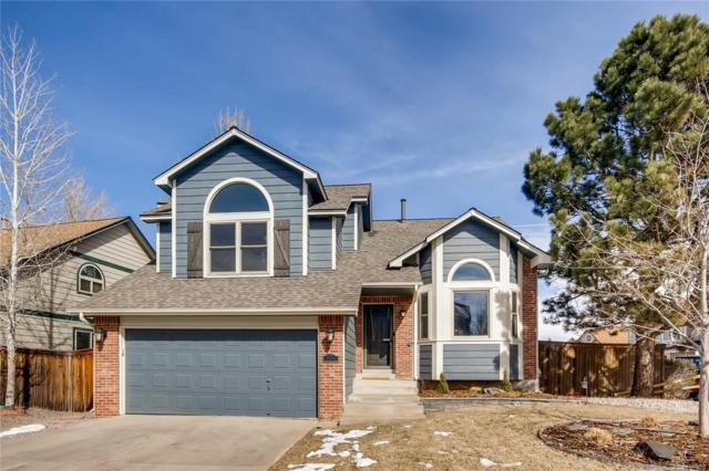 6355 Collegiate Drive, Highlands Ranch, CO 80130 (#7635670) :: The Heyl Group at Keller Williams