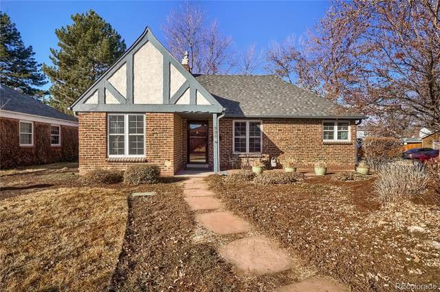 995 Holly Street, Denver, CO 80220 (#7636000) :: Berkshire Hathaway HomeServices Innovative Real Estate