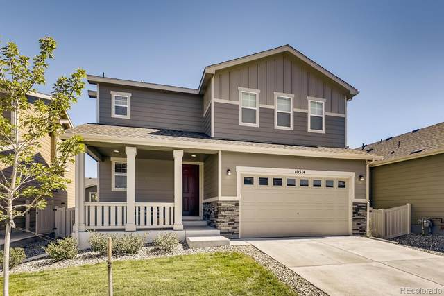 10514 Yosemite Street, Commerce City, CO 80640 (#7636394) :: The DeGrood Team
