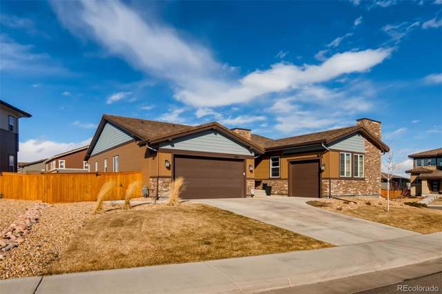 13955 Box Turtle Loop, Parker, CO 80134 (#7636525) :: The Gilbert Group