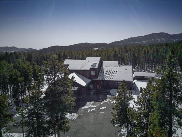 31792 Black Widow Drive, Conifer, CO 80433 (#7636720) :: Structure CO Group