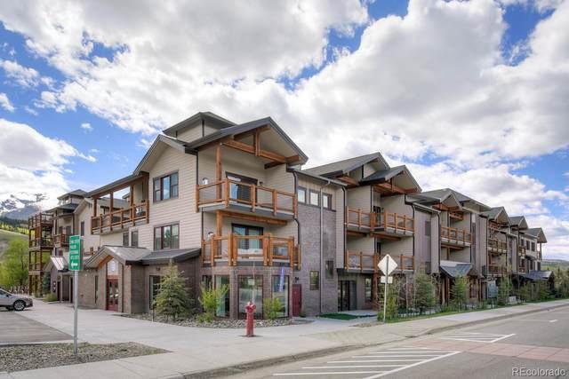 421 Rainbow Drive #23, Silverthorne, CO 80498 (MLS #7636906) :: 8z Real Estate
