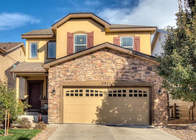 4877 S Picadilly Court, Aurora, CO 80015 (#7637002) :: HomeSmart Realty Group