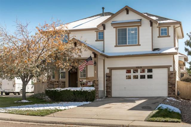 10616 Wildhurst Circle, Highlands Ranch, CO 80126 (#7637092) :: The Galo Garrido Group