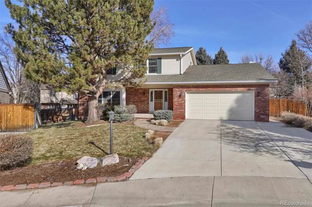 10169 E Lake Place, Englewood, CO 80111 (#7637102) :: The HomeSmiths Team - Keller Williams