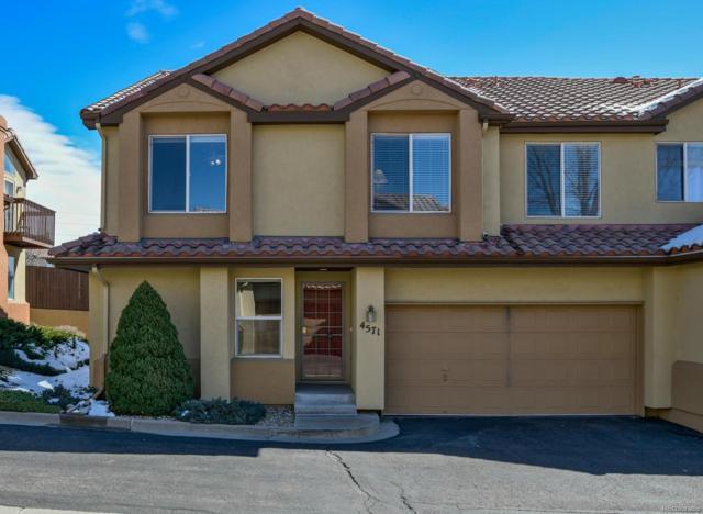 4571 S Abilene Circle, Aurora, CO 80015 (#7637123) :: Wisdom Real Estate
