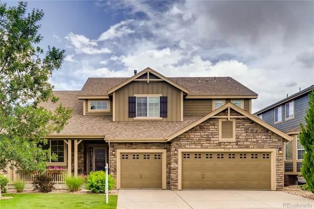 6018 Nile Circle, Golden, CO 80403 (#7637394) :: The Gilbert Group