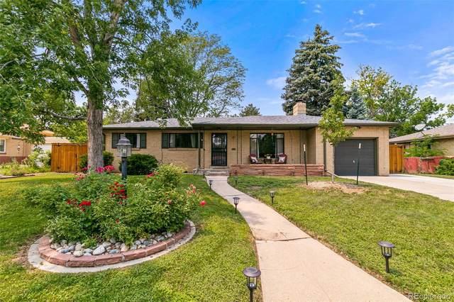 451 S Marshall Street, Lakewood, CO 80226 (#7637535) :: iHomes Colorado