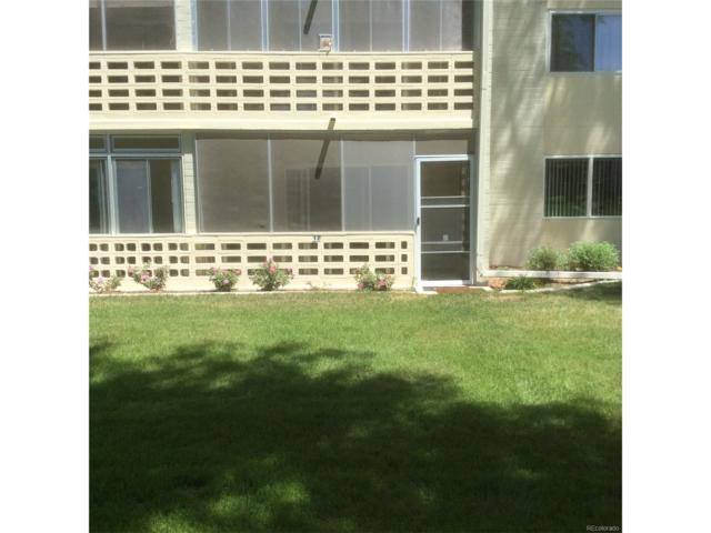 775 S Alton Way 12A, Denver, CO 80247 (MLS #7637678) :: 8z Real Estate