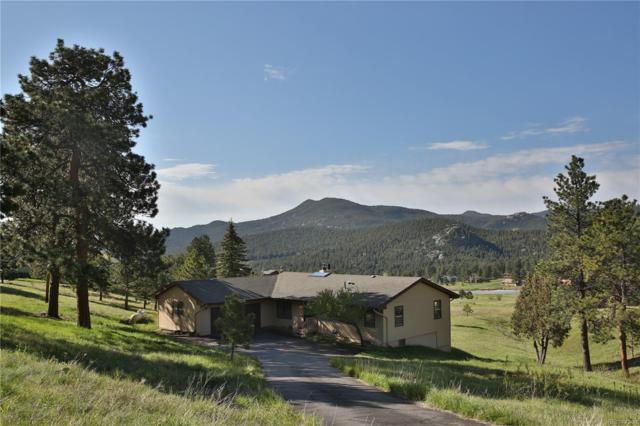 6661 Kilimanjaro Drive, Evergreen, CO 80439 (MLS #7637742) :: Bliss Realty Group