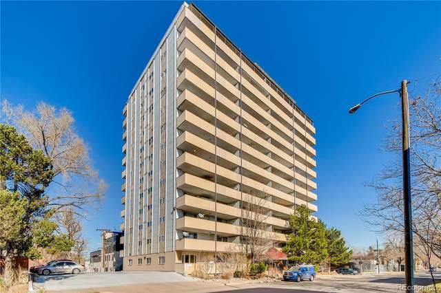 1029 E 8th Avenue #402, Denver, CO 80218 (#7637912) :: HomeSmart