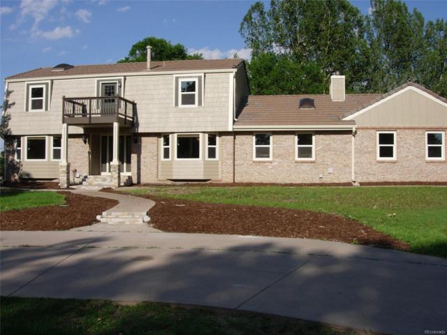 19955 E Peakview Court, Centennial, CO 80016 (MLS #7638382) :: 8z Real Estate