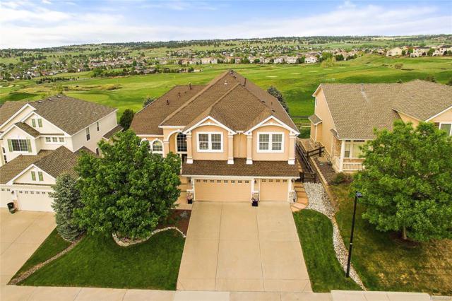 11610 Coeur D Alene Drive, Parker, CO 80138 (#7638674) :: Wisdom Real Estate