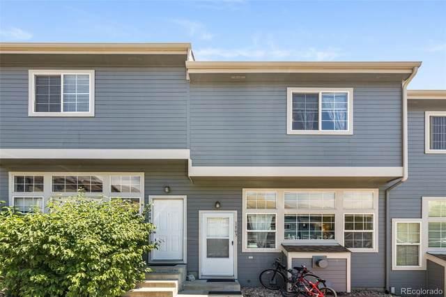 8199 Welby Road #1803, Denver, CO 80229 (MLS #7639214) :: Find Colorado