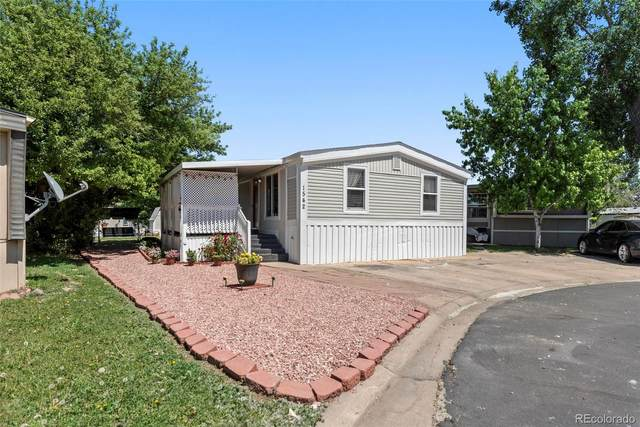 2885 E Midway Boulevard, Denver, CO 80234 (MLS #7639229) :: 8z Real Estate