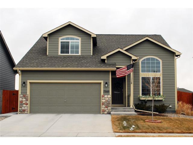 7305 Pearly Heath Road, Colorado Springs, CO 80908 (MLS #7639640) :: 8z Real Estate