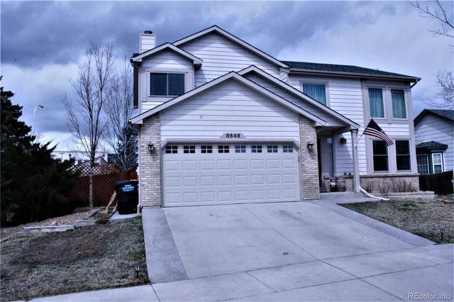 8646 Massey Circle, Colorado Springs, CO 80920 (MLS #7639782) :: Find Colorado