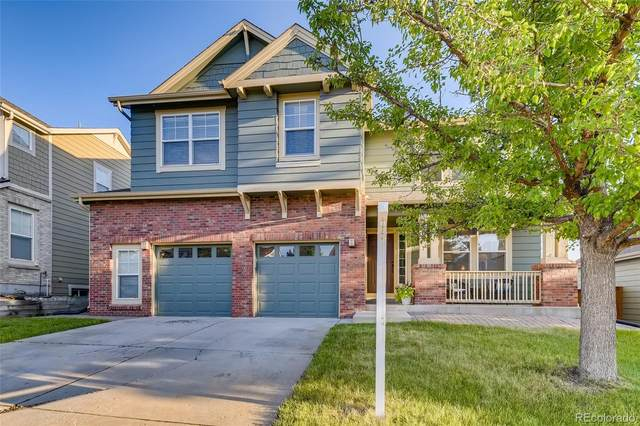 4504 Larksong Place, Castle Rock, CO 80109 (#7640039) :: The DeGrood Team