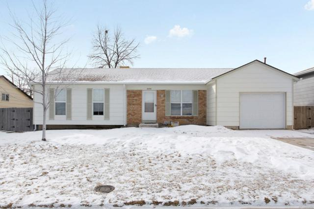 2606 W 100th Place, Federal Heights, CO 80260 (#7640106) :: The Heyl Group at Keller Williams