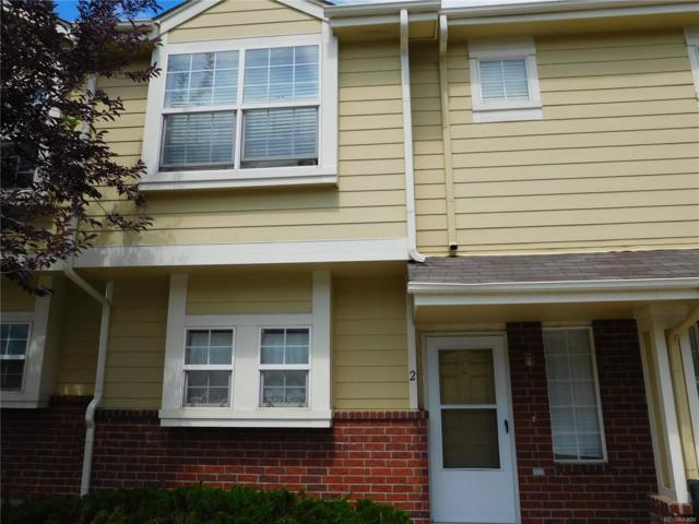 9040 Gale Boulevard #2, Thornton, CO 80260 (MLS #7640163) :: 8z Real Estate