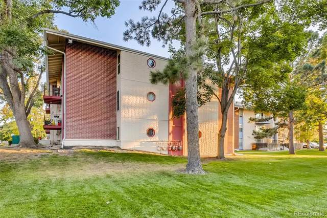 12101 Melody Drive #301, Westminster, CO 80234 (#7640184) :: Compass Colorado Realty
