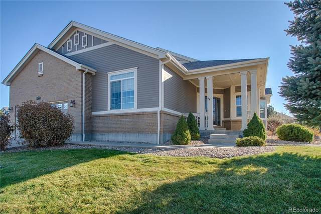 8772 E 150th Court, Thornton, CO 80602 (#7640249) :: Real Estate Professionals