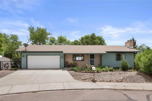 2423 Twilight Drive, Colorado Springs, CO 80910 (#7641415) :: The DeGrood Team