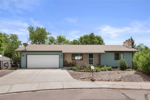 2423 Twilight Drive, Colorado Springs, CO 80910 (#7641415) :: Bring Home Denver