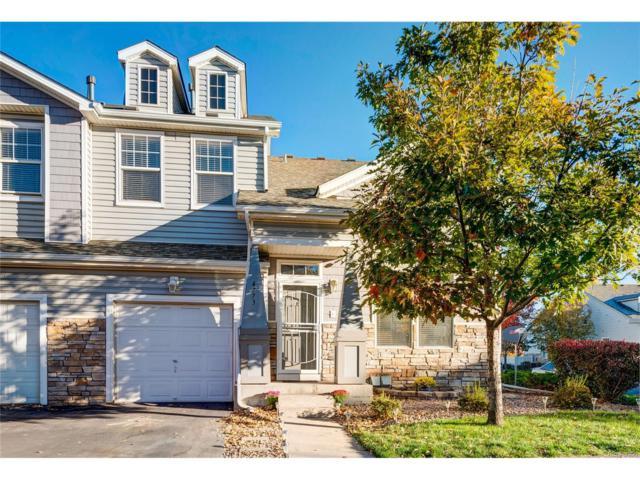 4773 Flower Street, Wheat Ridge, CO 80033 (#7641545) :: The Peak Properties Group