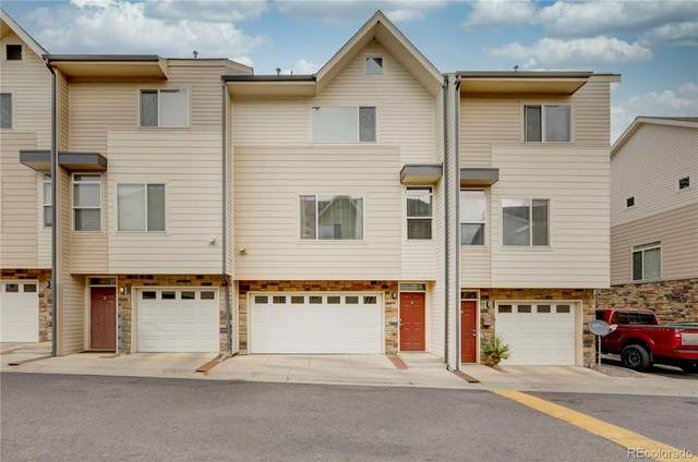 8751 Pearl Street I-3, Thornton, CO 80229 (MLS #7641725) :: 8z Real Estate