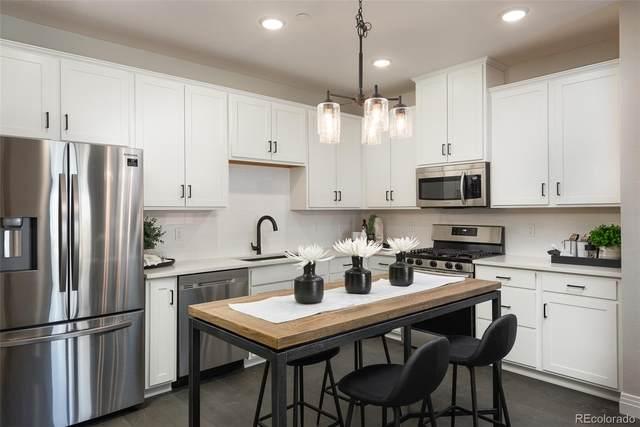 8848 S Kipling Way #203, Littleton, CO 80017 (#7641786) :: Venterra Real Estate LLC
