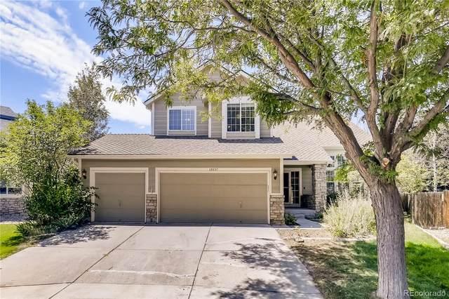 12657 S Oak Creek Court, Parker, CO 80134 (#7642070) :: Berkshire Hathaway HomeServices Innovative Real Estate